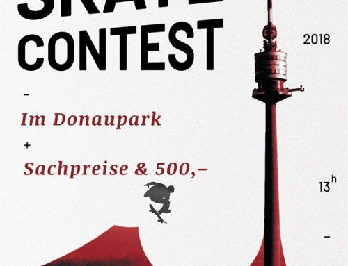 Skate Contest im Donaupark